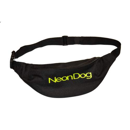 Neon Dog Belt Bag - Ideal for Tabard storage