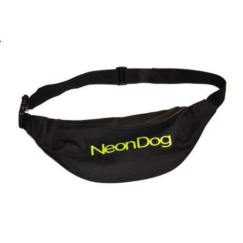 Neon Dog Belt Bag