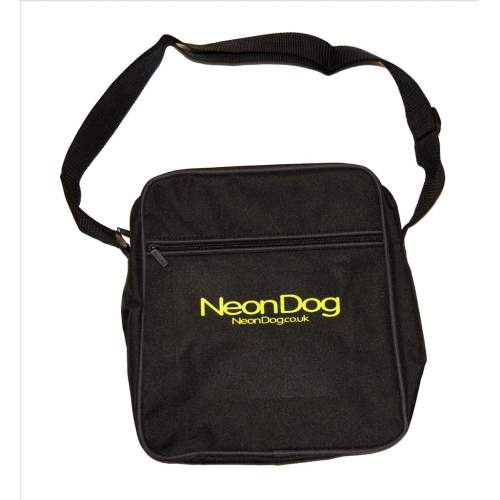 Neon Dog Retro Bag