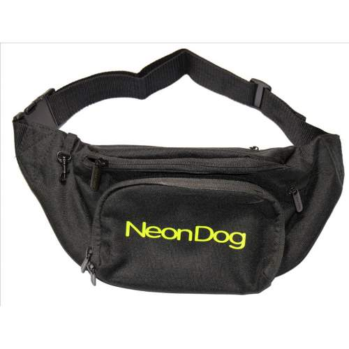 Neon Dog Belt Bag
